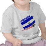 Equipo de fútbol de El Salvador Camiseta