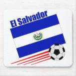 Equipo de fútbol de El Salvador Tapetes De Ratón