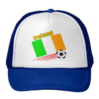 Equipo de fútbol de Irlanda Gorras De Camionero