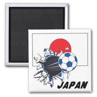 Equipo de fútbol de Japón Futbol Imanes Para Frigoríficos