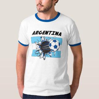 Equipo de fútbol de la Argentina Futbol Camisas