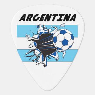 Equipo de fútbol de la Argentina Púa De Guitarra
