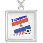 Equipo de fútbol de Paraguay Grimpola Personalizada