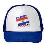 Equipo de fútbol de Paraguay Gorras