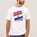 Equipo de fútbol de Paraguay Playera