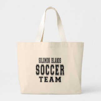 Equipo de fútbol de Solomon Island Bolsa