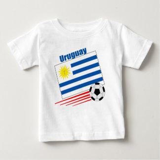 Equipo de fútbol de Uruguay Playera