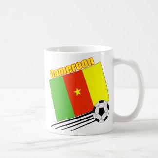 Equipo de fútbol del Camerún Taza De Café