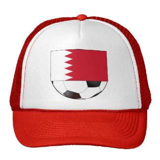 Equipo de fútbol del nacional de Bahrein Gorras