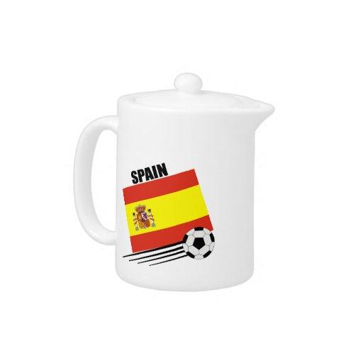 Equipo de fútbol español