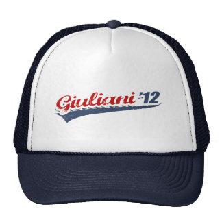 Equipo de Giuliani Gorros