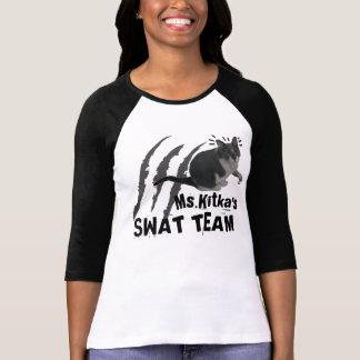 Equipo de GOLPE VIOLENTO de ms Kitka Camiseta