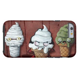 ¡Equipo de Halloween de los monstruos! Funda Para iPhone 6 Tough