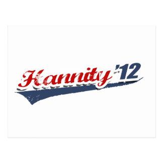 Equipo de Hannity Postales