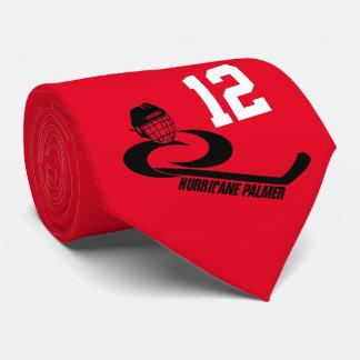 Equipo de hockey personalizado PALMER de la Corbata Personalizada