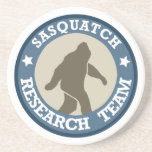 Equipo de investigación de Sasquatch Posavasos Manualidades