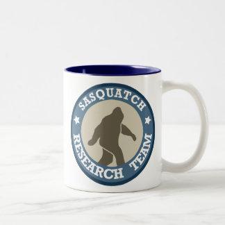 Equipo de investigación de Sasquatch Taza De Café