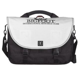 Equipo de investigación internacional de Bigfoot Bolsa Para Ordenador