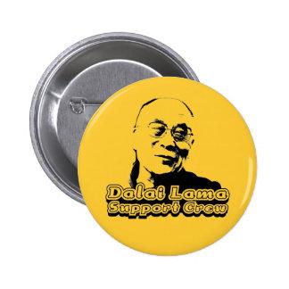 Equipo de la ayuda de Dalai Lama Pin