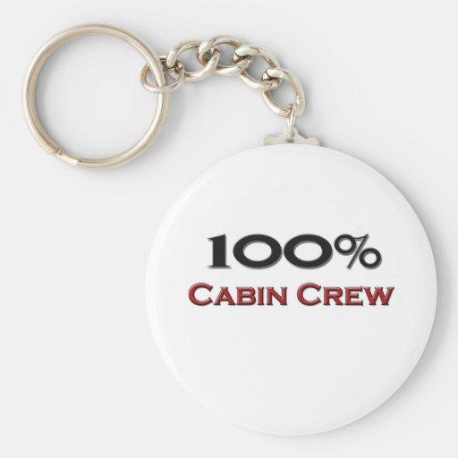 Equipo de la cabina del 100 por ciento llavero