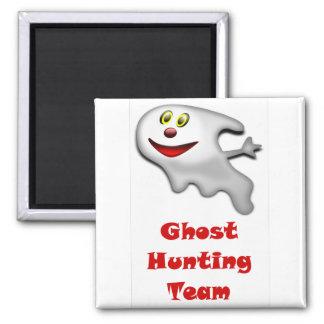 Equipo de la caza del fantasma imán de frigorifico