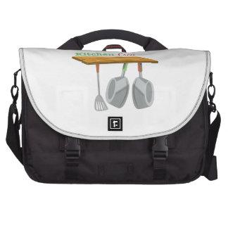 Equipo de la cocina bolsas para portátil