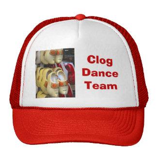 Equipo de la danza de estorbo, estorbos para la ve gorras