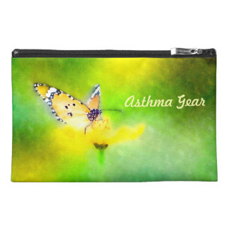 Equipo de la emergencia del asma de la mariposa