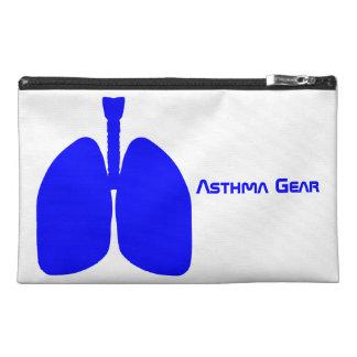 Equipo de la emergencia del asma de los pulmones