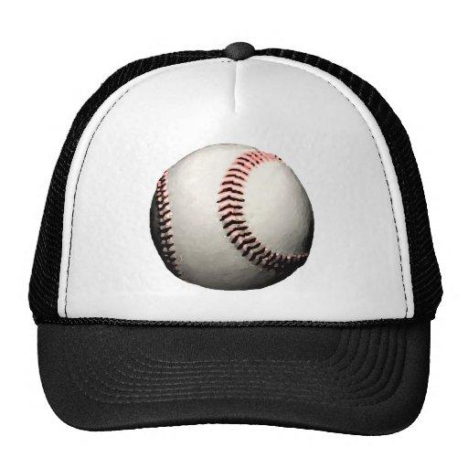 Equipo de la primera división de la bola del béisb gorros
