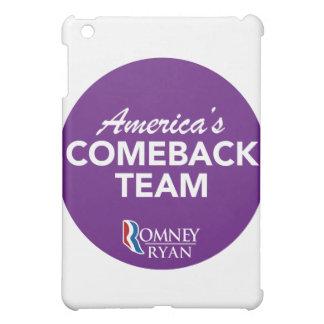 Equipo de la reaparición de Romney Ryan América