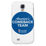 Equipo de la reaparición de Romney Ryan América re