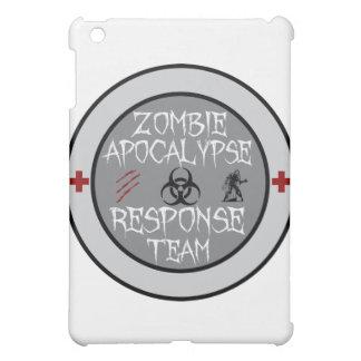 Equipo de la respuesta de la apocalipsis del zombi