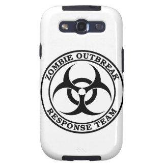 Equipo de la respuesta del brote del zombi (Biohaz Galaxy SIII Protector