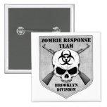 Equipo de la respuesta del zombi: División de Broo Pin