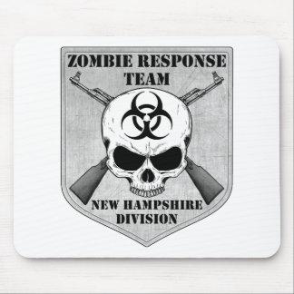 Equipo de la respuesta del zombi: División de New  Tapetes De Raton