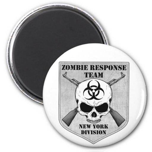 Equipo de la respuesta del zombi: División de Nuev Imán De Nevera