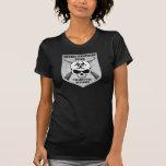 Equipo de la respuesta del zombi: División de Camisetas