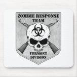 Equipo de la respuesta del zombi: División de Verm Tapetes De Ratones