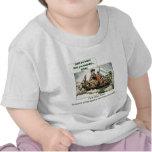 Equipo de las ventas de Cary Camiseta