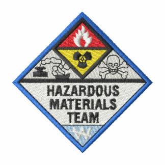 Equipo de los materiales peligrosos