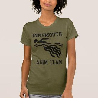 Equipo de natación de Innsmouth Playeras