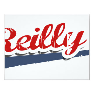 Equipo de O'Reilly Invitación 10,8 X 13,9 Cm
