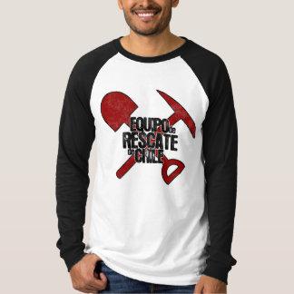 Equipo de Rescate de Chile T-shirt