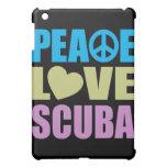 Equipo de submarinismo del amor de la paz