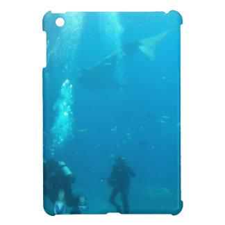 equipo de submarinismo iPad mini cárcasas