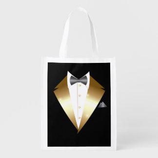 Equipo de supervivencia del banquete de boda bolsa reutilizable