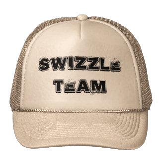 Equipo de Swizzle Gorro
