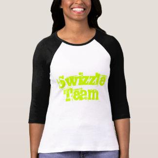 Equipo de Swizzle Playera
