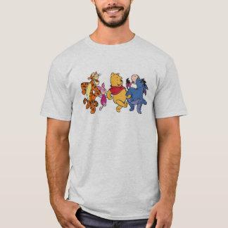 Equipo de Winnie the Pooh Playera
